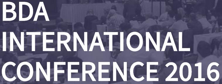 BDA dyslexie conferentie