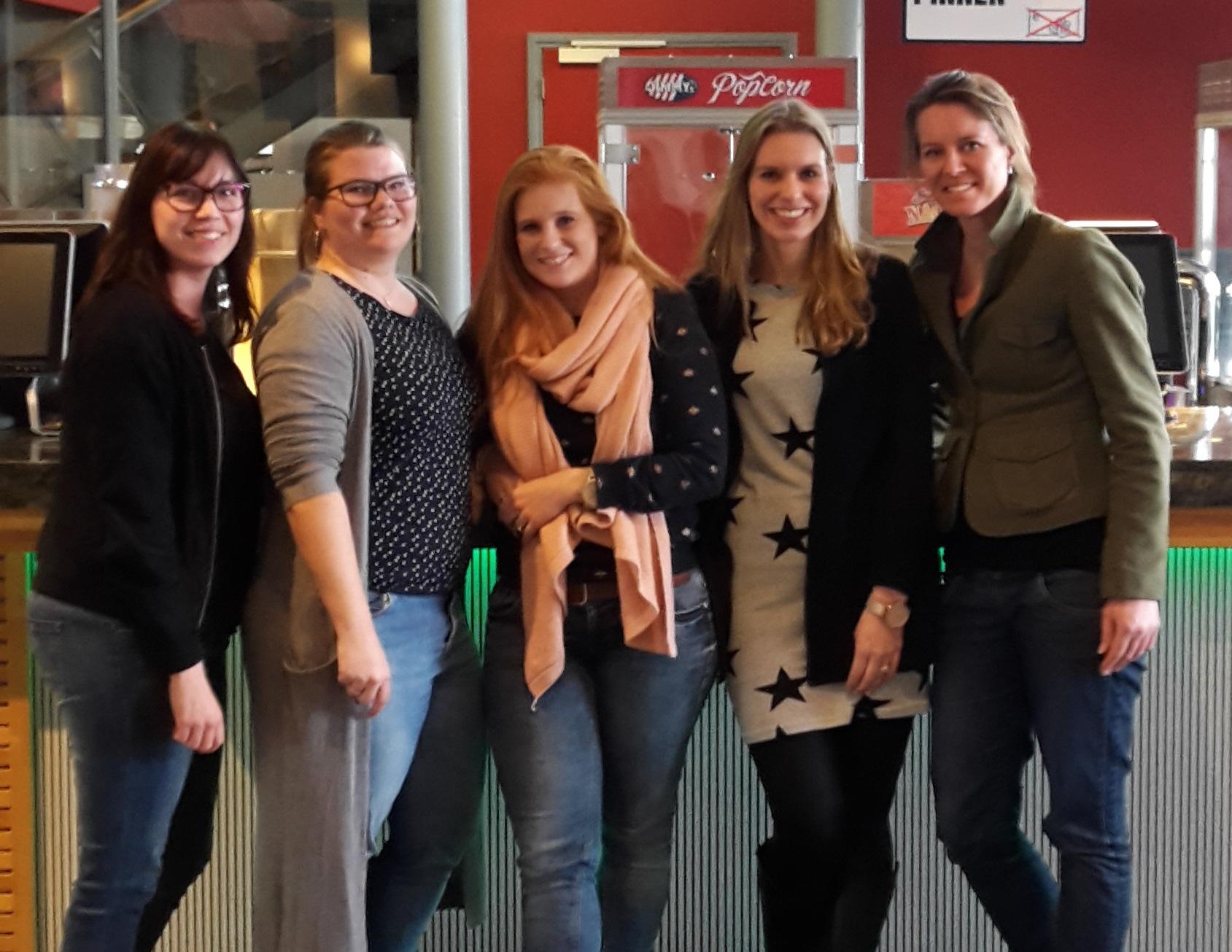 Team Nationale Dyslexie Conferentie 2018