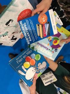 NOT 2019 Connect logopedie lesmateriaal boeken