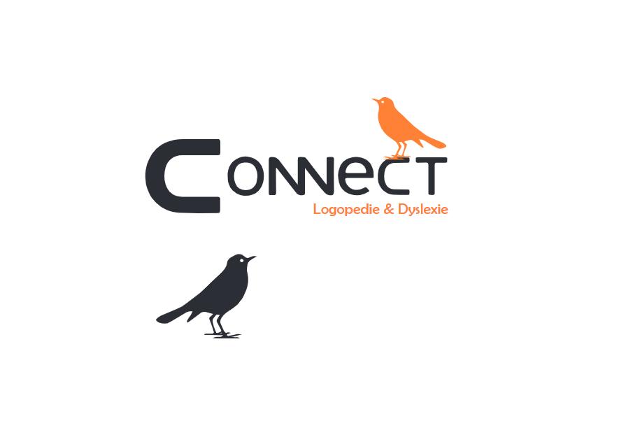 Direct toegankelijke logopedie Connect logo klein
