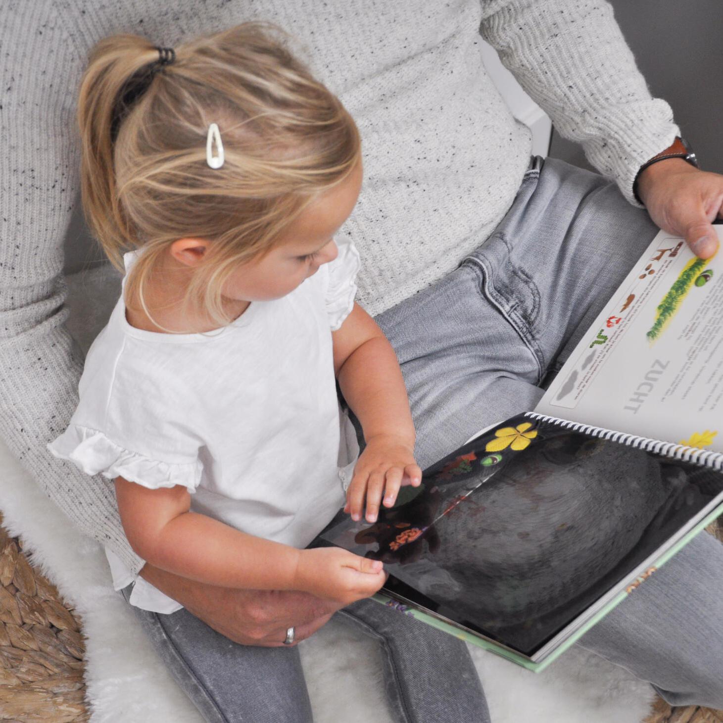 Connect logopedie kinderen voorlezen
