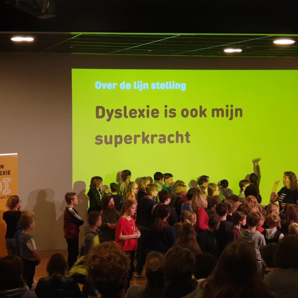 Dyslexie mijn superkracht