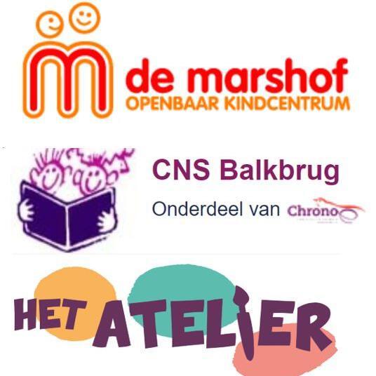 Logopedie op school voor De Marshof, Het Atelier en CNS Balkbrug